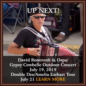 David Romtvedt Ospa/Gypsy Cowbelle
