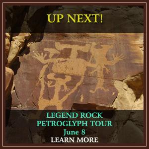 Legend Rock Petroglyph Tour